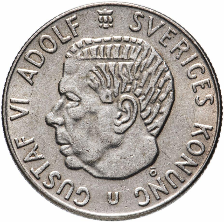 купить Швеция 1 крона 1968