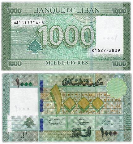 """купить Ливан - 1000 ливров 2016 год """"Алфавит. Развитие алфавита"""" Р-90c(1) UNC"""