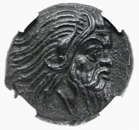 купить Боспор, Перисад I,Тетрахалк в слабе ННР ХF40 чекан Пантикапей 314 - 310 год до н.э.