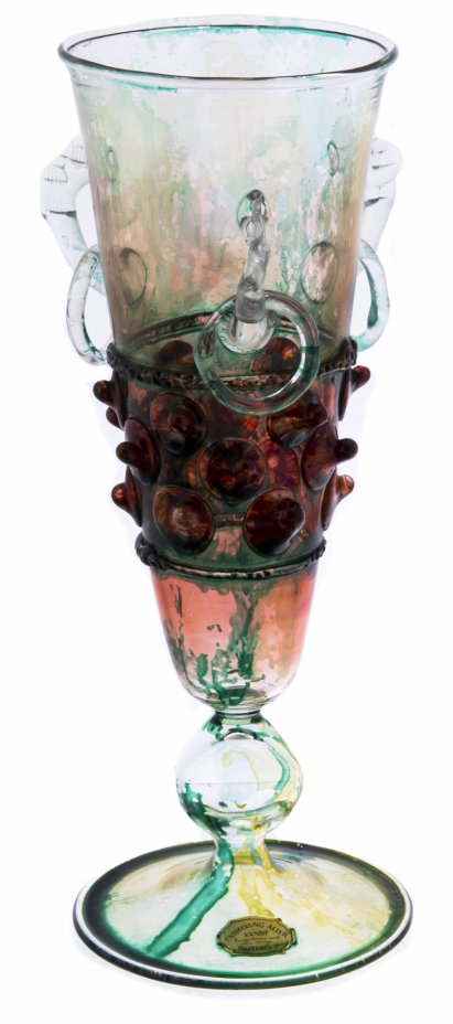 купить Бокал - ремер, двухцветное стекло, Австрия, 1980-2000 гг.