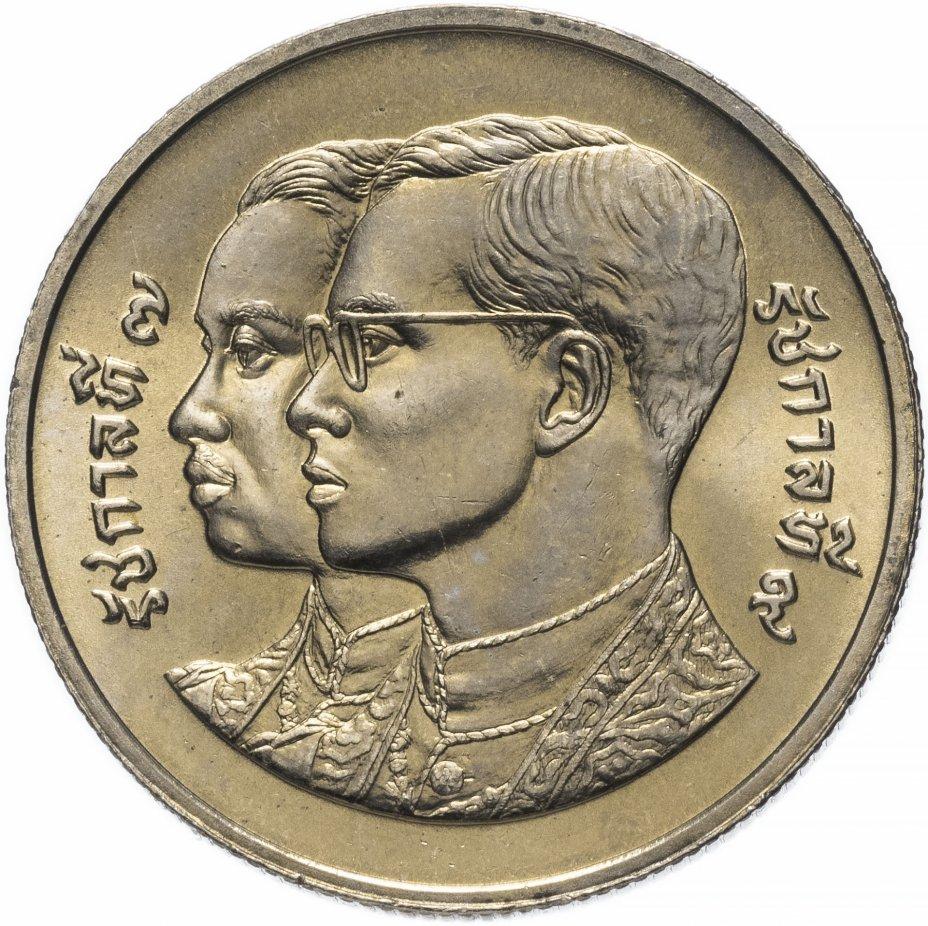 """купить Таиланд 2 бата (baht) 1992   """"60 лет Национальной Ассамблее"""""""