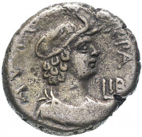 купить Римская империя, провинция Египет, Нерон, 54-68 годы, тетрадрахма.