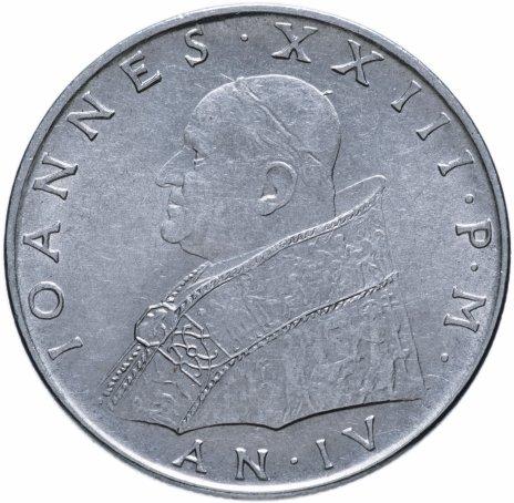 купить Ватикан 100 лир 1962