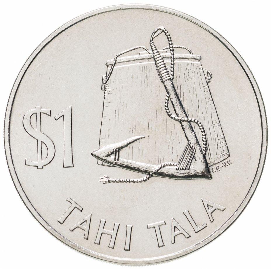 купить Токелау 1 тала 1979