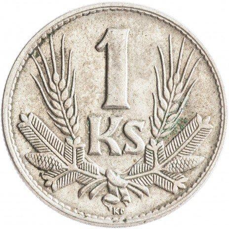 купить Словакия 1 крона 1941