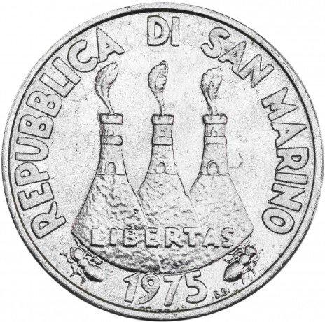 купить Сан-Марино 5 лир 1975