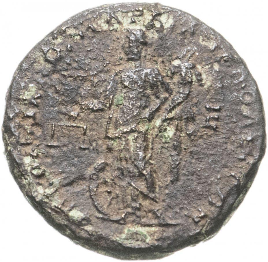 купить Римская империя, провинция Нижняя Мезия, Макрин и его сын Диадумениан, 217-218 годы, Пентассарий.(Дикайосина)