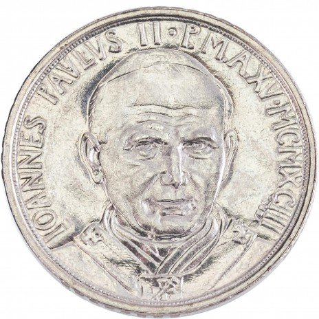 купить Ватикан 100 лир 1993