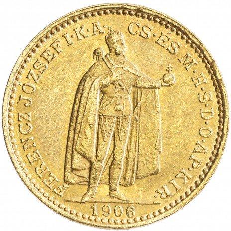 купить Австро-Венгрия 20 крон 1906
