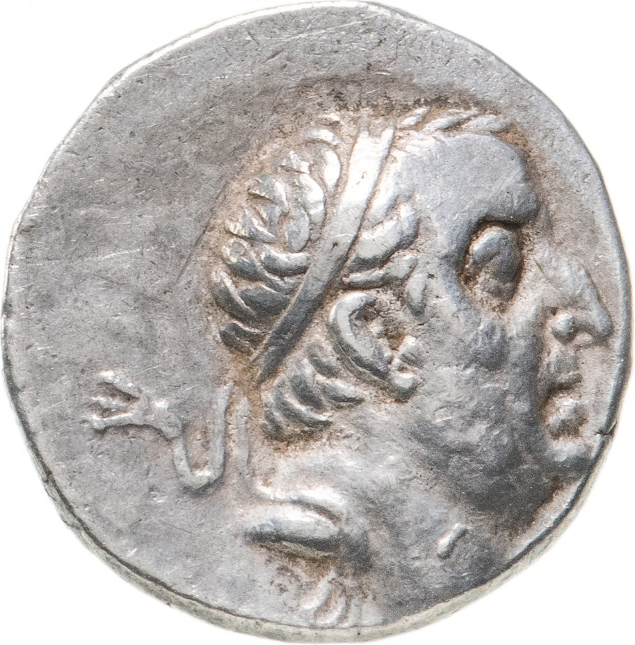 купить Каппадокия, Ариобарзан I, 95-63 годы до Р.Х., драхма.