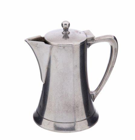 """купить Молочник, металл, серебрение, фирма """"Arthur Krupp"""", г. Берндорф, Австрия, 1920-1960 гг."""