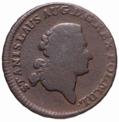 купить Польша (Речь Посполитая) трояк Станислав Август 1764-1795
