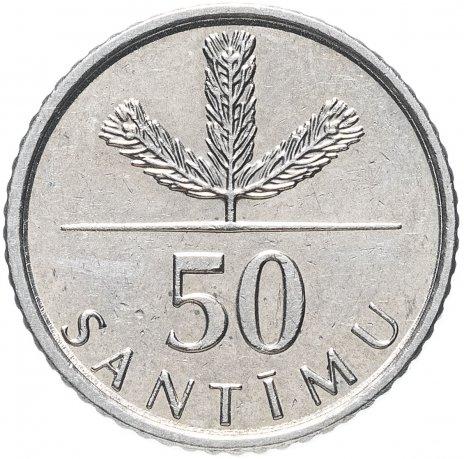 купить Латвия 50 сантимов 2009
