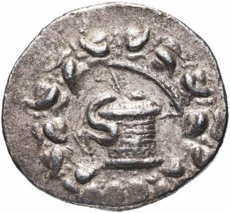 купить Иония, Эфес, 180-67 годы до Р.Х., Тетрадрахма. (Кистофорная Тетрадрахма)