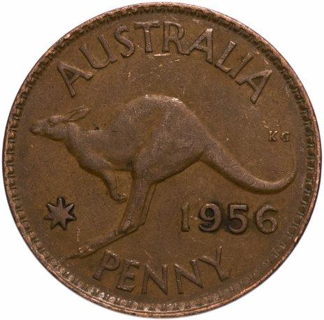 купить Австралия 1 пенни (penny) 1956-1965 случайный год