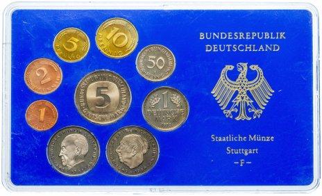 купить Германия набор из 9 монет 1978