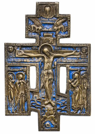 """купить Крест """"лопата"""" """"Распятие Христово"""""""