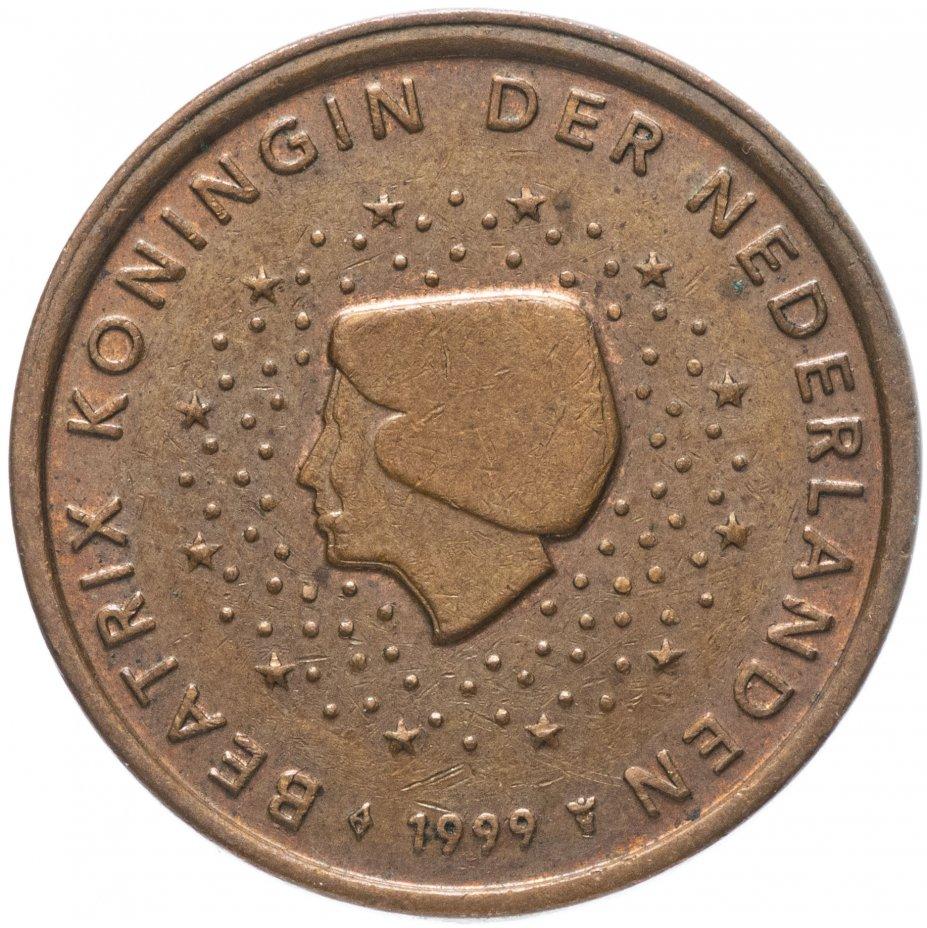 купить Нидерланды 5 центов (cents) 1999-2019