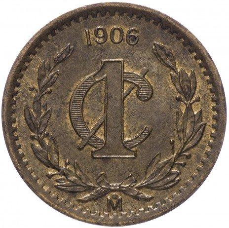 купить Мексика 1 сентаво 1906