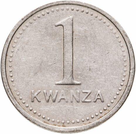 купить Ангола 1 кванза (kwanza) 1999