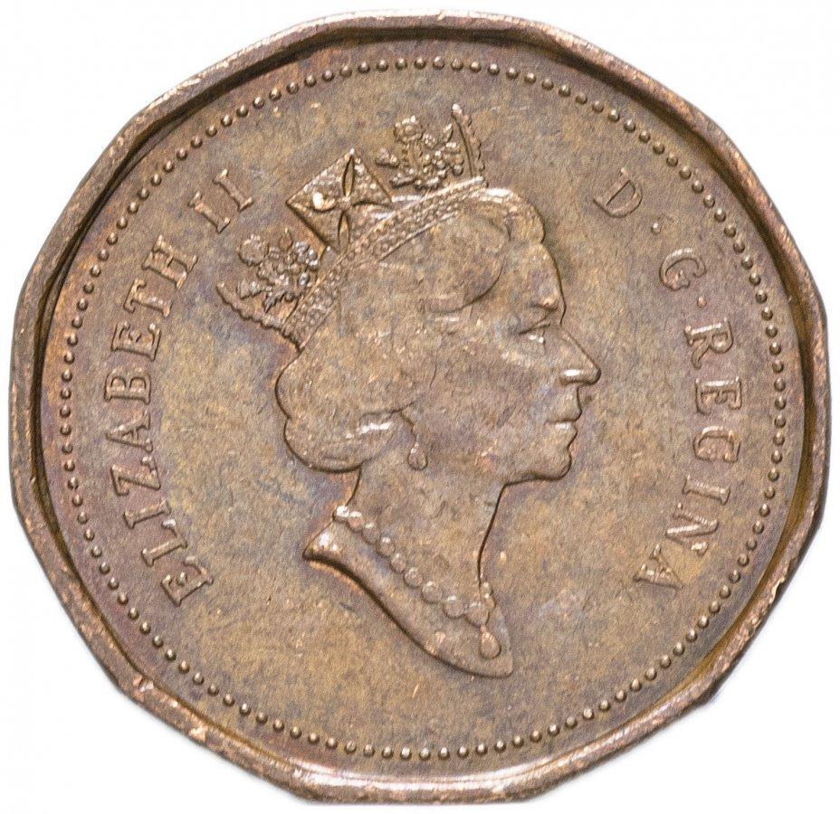 купить Канада 1 цент (cent) 1990-1996, случайная дата