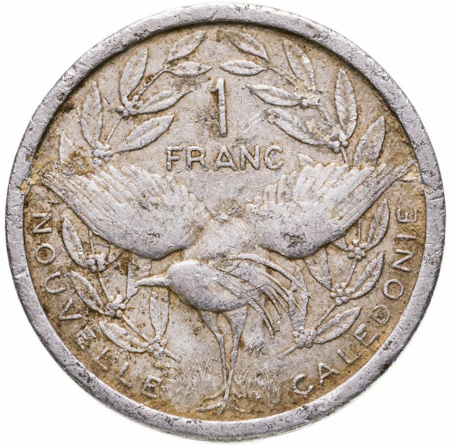купить Новая Каледония 1 франк (franc) 1949