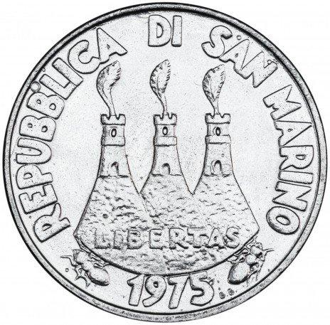 купить Сан-Марино 50 лир 1975