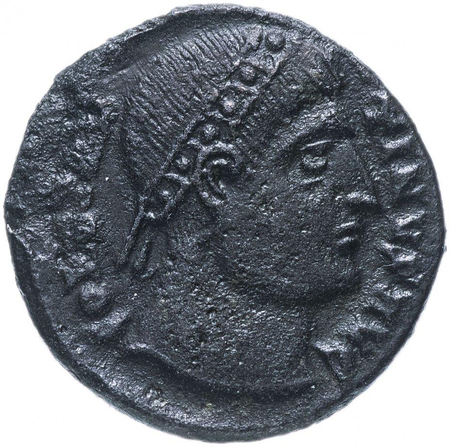 купить Римская империя, Константин I Великий, 307-337 годы, нуммий. (взгляд в небеса)