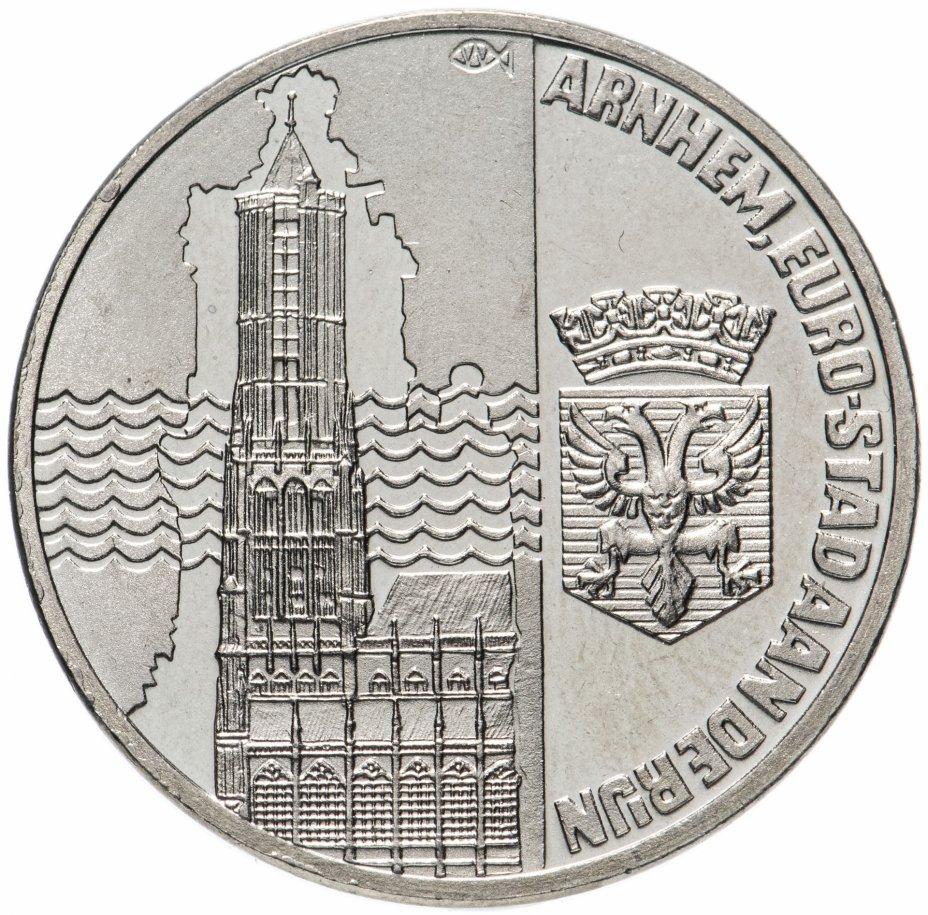 купить Нидерланды 2 1/2 экю 1991 Арнем