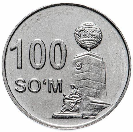 купить Узбекистан 100 сумов 2018