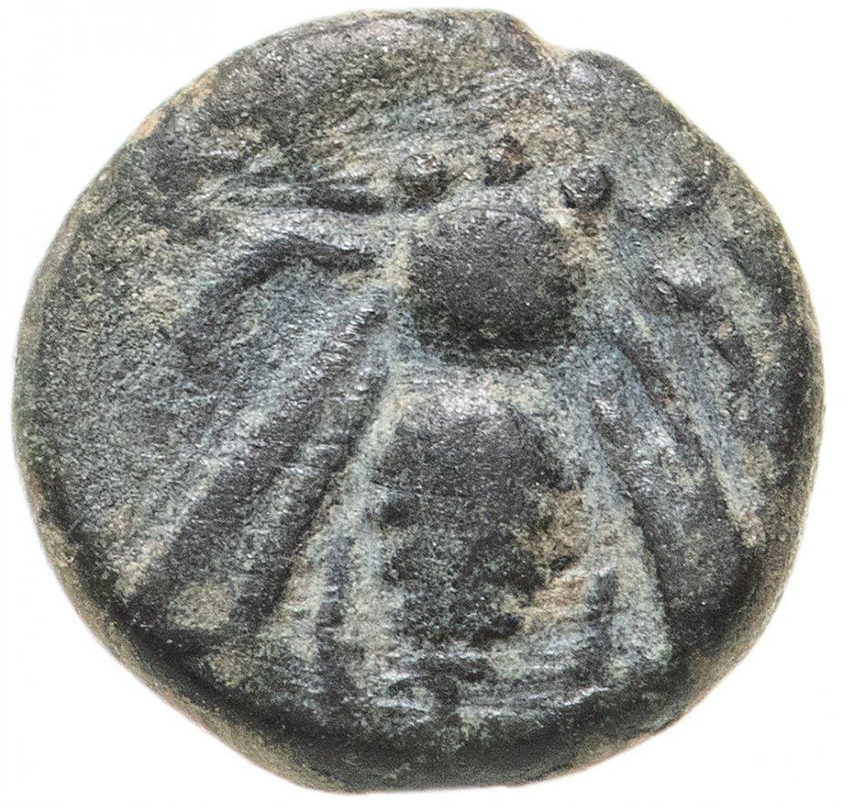 купить Иония, Эфес, 370-350 годы до Р.Х., АЕ11 Бронза.(Олень/Пчела)