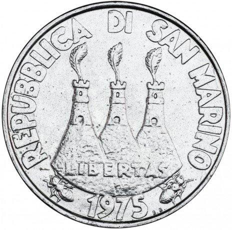 купить Сан-Марино 100 лир 1975
