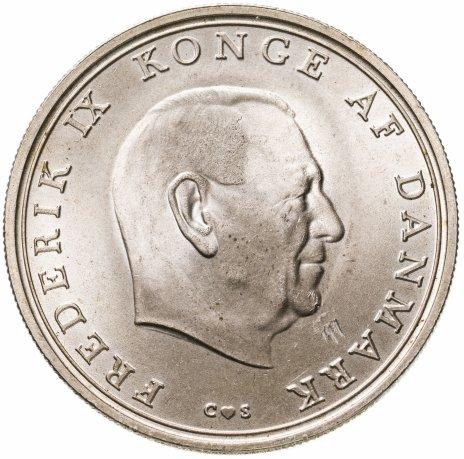купить Дания 10 крон (kroner) 1968  свадьба Принцессы Бенедикты