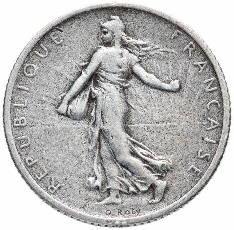 купить Франция 1 франк 1915