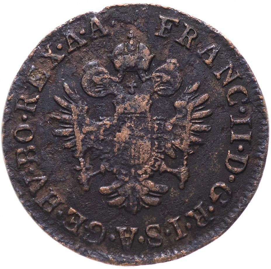 купить Австрия 1/4 крейцера (kreuzer) 1800
