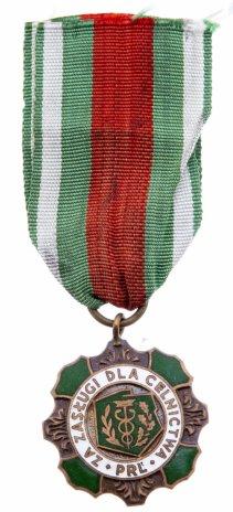 купить Польша, Медаль за заслуги на таможне 3 степени