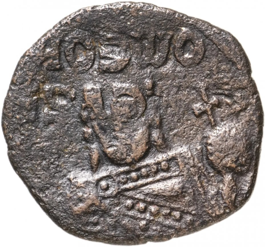 купить Византийская империя, Роман I Лакапен, 920-944 годы, фоллис.