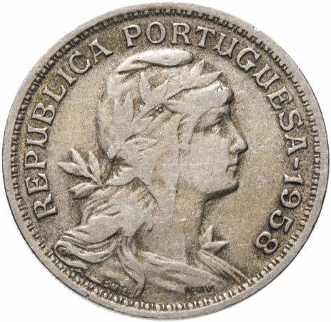 купить Португалия 50 сентаво (centavos) 1958
