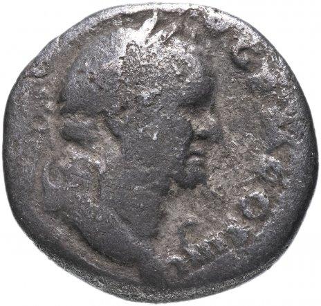 купить Римская империя, Веспасиан, 69-79 годы, денарий.