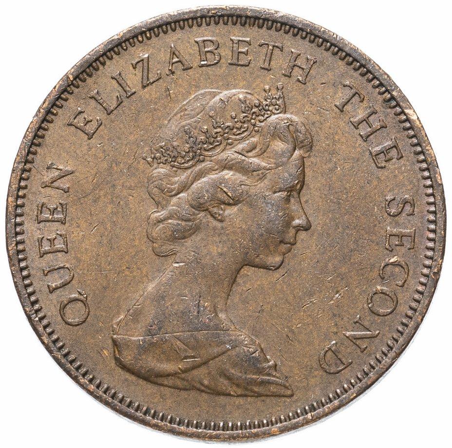 купить Джерси 2 новых пенса (pence) 1971-1980, случайная дата
