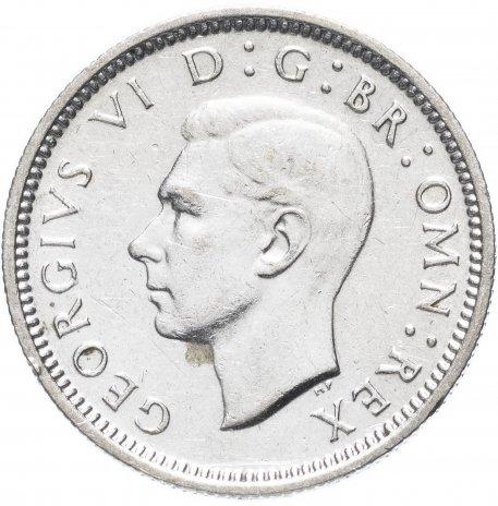 купить Великобритания 6 пенсов 1944