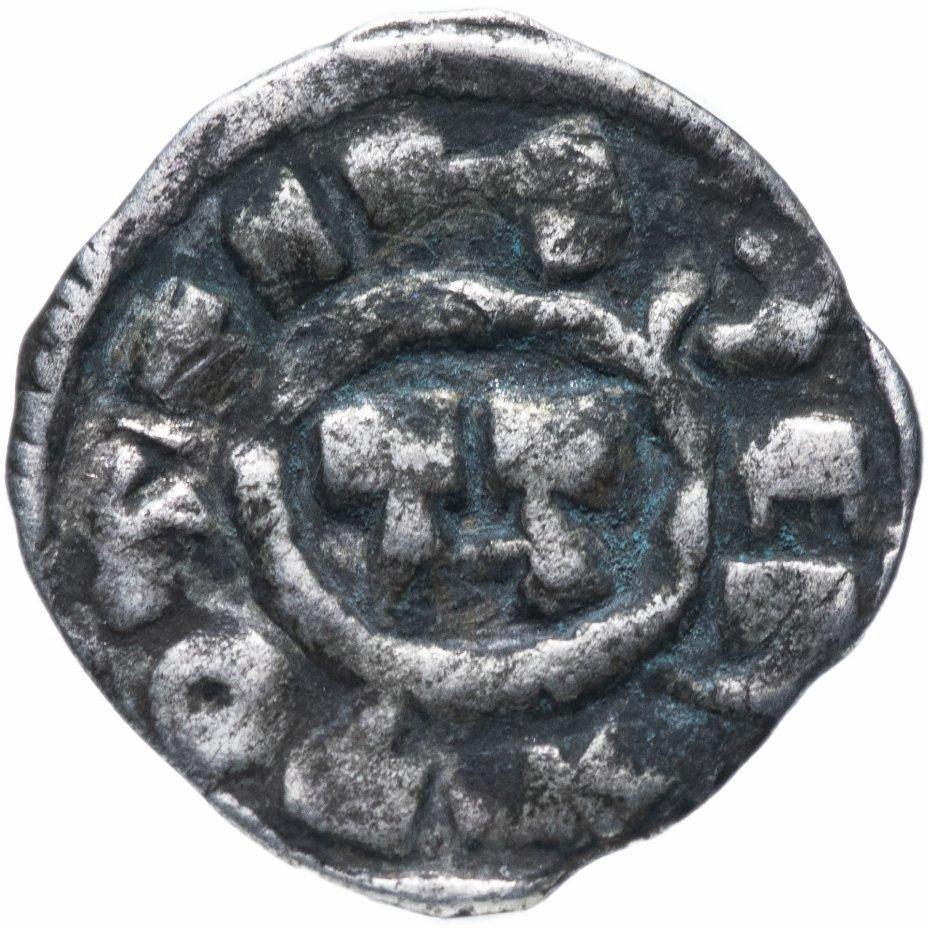 купить Средневековый Италия, Лукка. Республика. Генрих II Император и король Италии. 1004-1024. Денье Биллон
