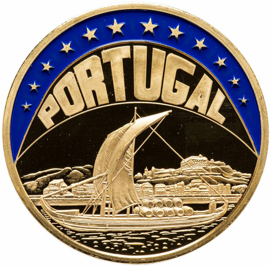 """купить Монетовидный жетон 1998 """"Экю - Португалия"""""""