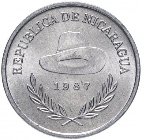 купить Никарагуа 25 сентаво (centavos) 1987