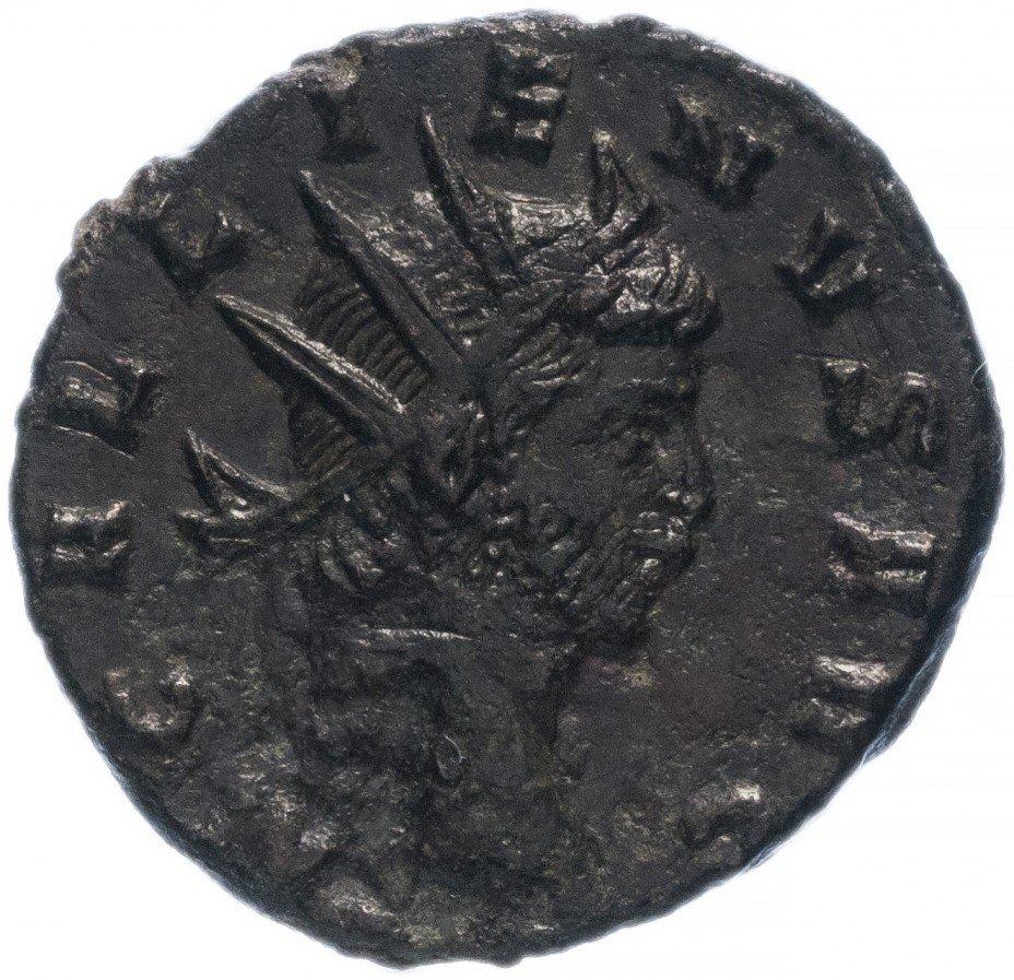 купить Римская Империя Галлиен 253–268 гг антониниан (реверс: Пегас вправо)