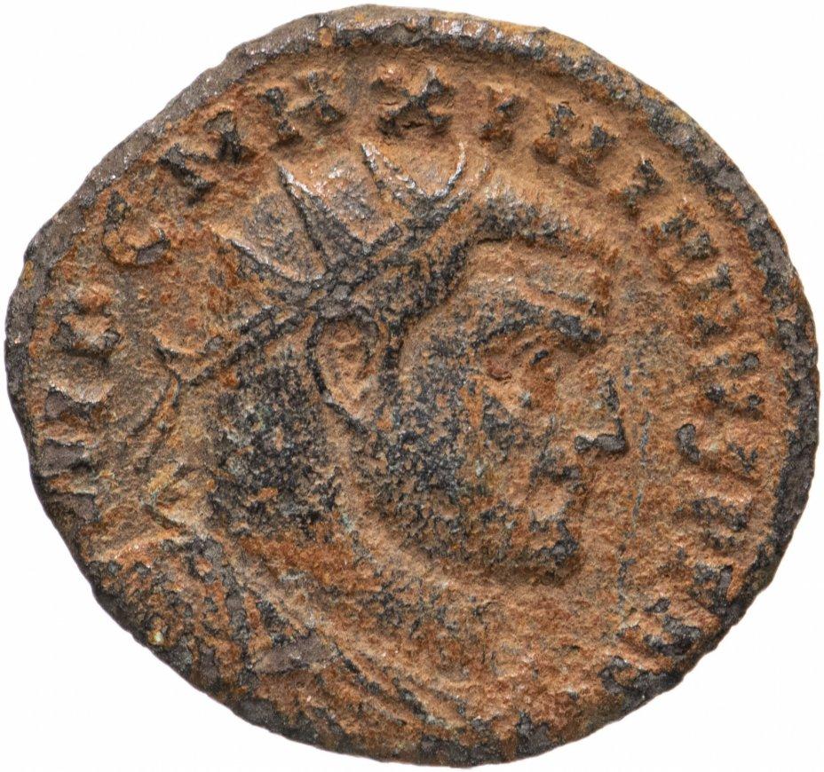 купить Римская империя, Максимиан Геркулий, 286-305 годы, аврелианиан.
