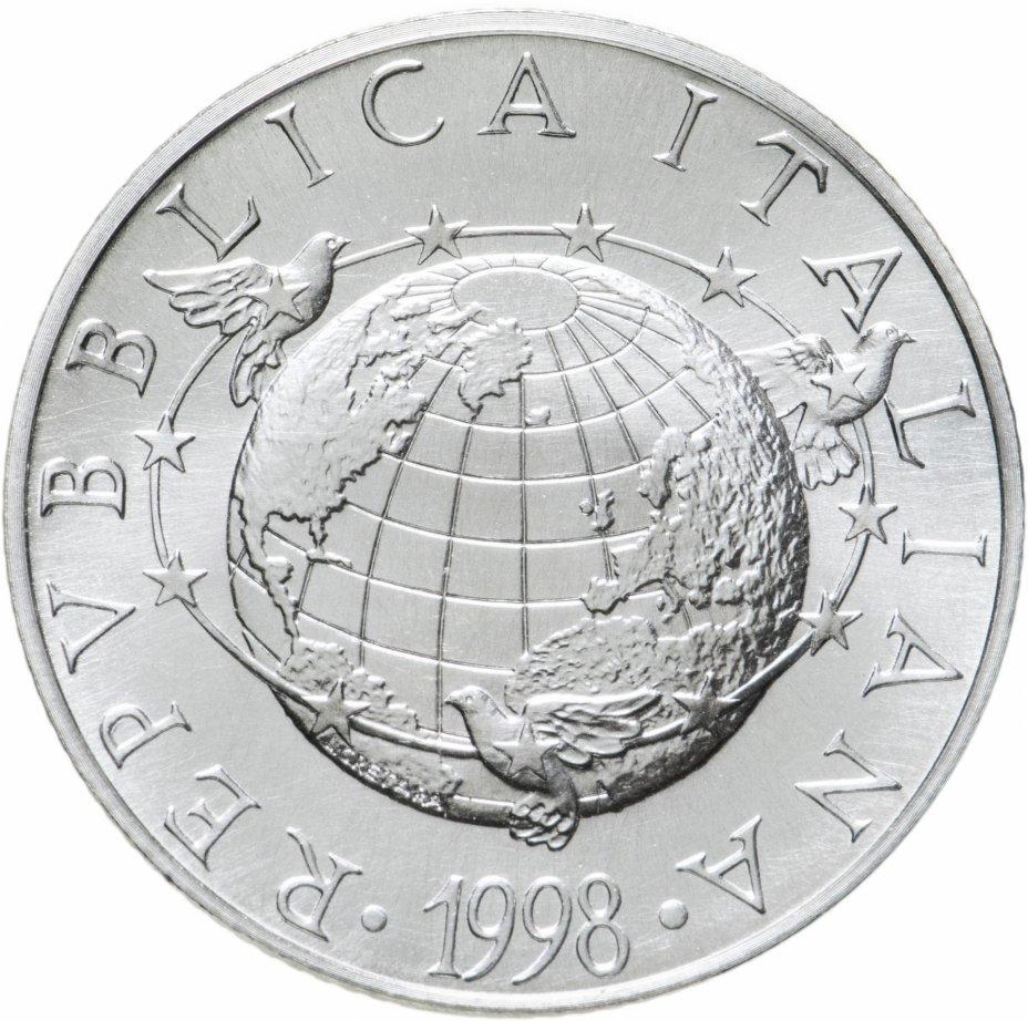 """купить Италия 2000 лир (lire) 1998 """"Миллениум - ДНК"""""""