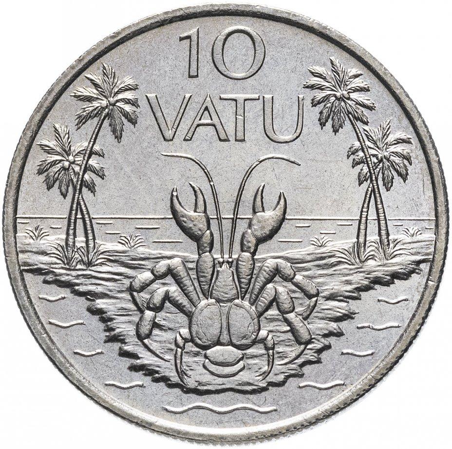 купить Вануату 10 вату (vatu) 1983