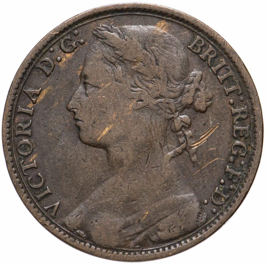 купить Великобритания 1 пенни 1879