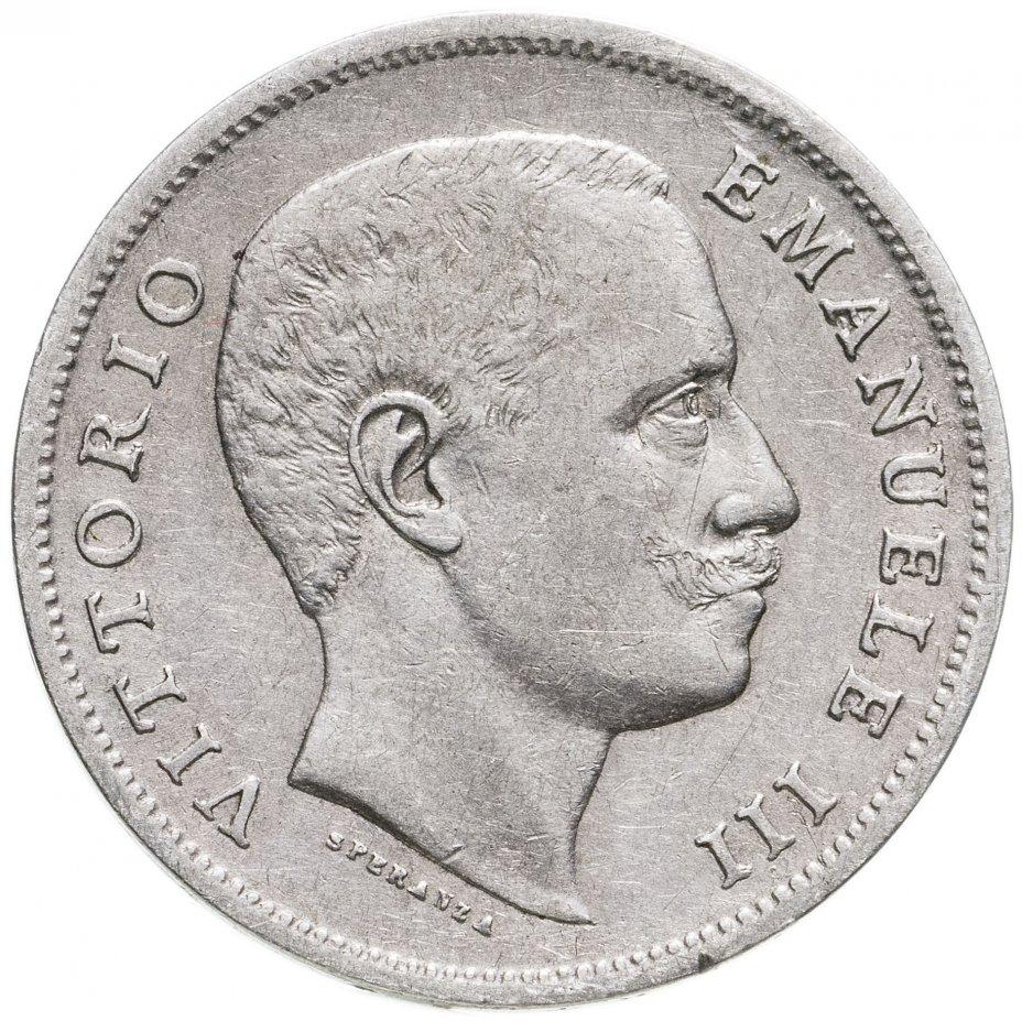 купить Италия 1 лира (lira) 1906
